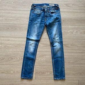 Uniform brand jeans